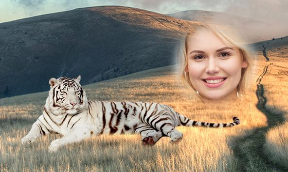 Tiger Photo Frames screenshot 7