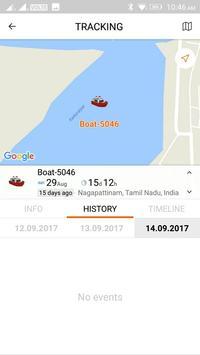 TigerJump GPS Tracker apk screenshot