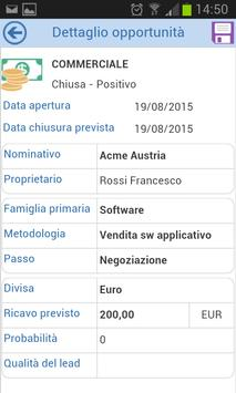 Coregain CRM screenshot 4