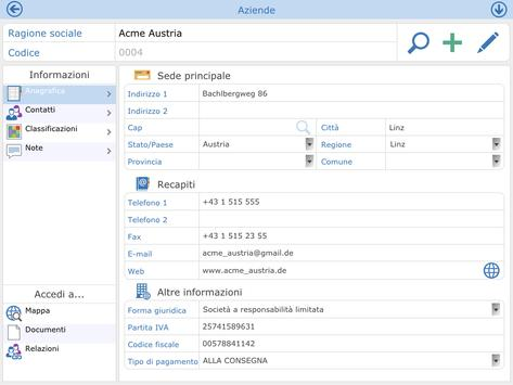 Coregain CRM screenshot 10