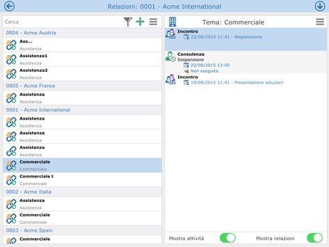 Coregain CRM screenshot 12