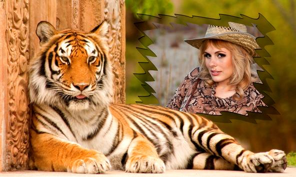 Tiger Photo Frames APK Download - Free Photography APP for Android ...