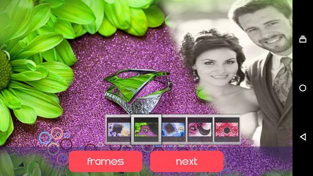 Wedding Photo Frames screenshot 4