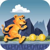 Tiger Run Adventure v2 icon