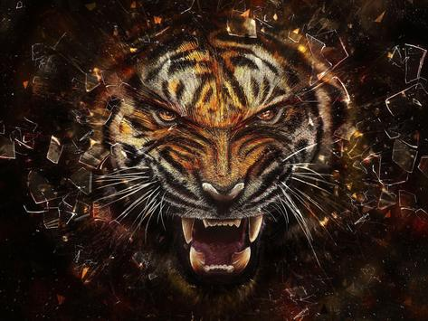 Tiger Wallpaper screenshot 1