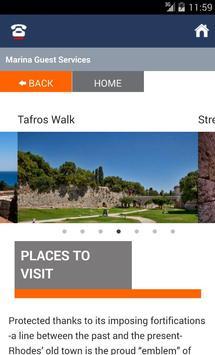 Rhodes Marina apk screenshot