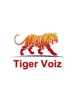 Tiger Voiz screenshot 1