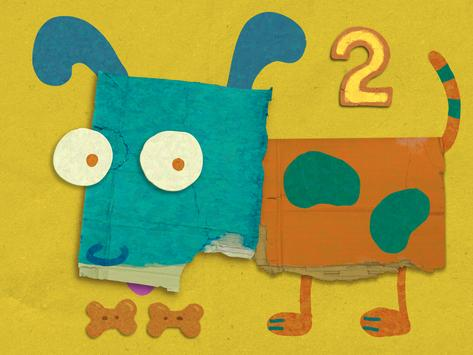 Tiggly Cardtoons poster
