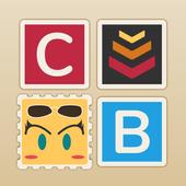 Crossing Blocks icon