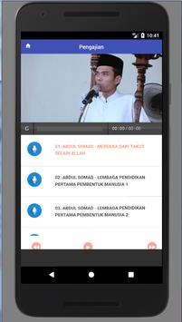 Ceramah Ustadz Abdul Somad Terbaru screenshot 1