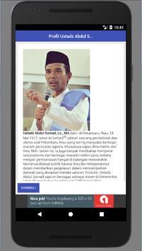 Ceramah Ustadz Abdul Somad Terbaru screenshot 2