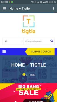 Tigtle screenshot 4