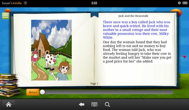 Jack and the Beanstalk screenshot 1