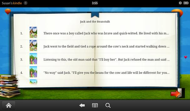 Jack and the Beanstalk screenshot 2