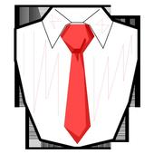 How Tie a Tie icon