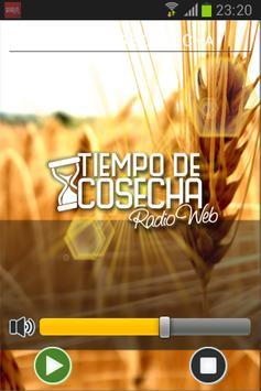 TIEMPO DE COSECHA poster