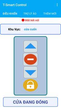 T-Smart Điều khiển thông minh apk screenshot