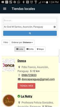 Tienda Guazú Paraguay screenshot 1