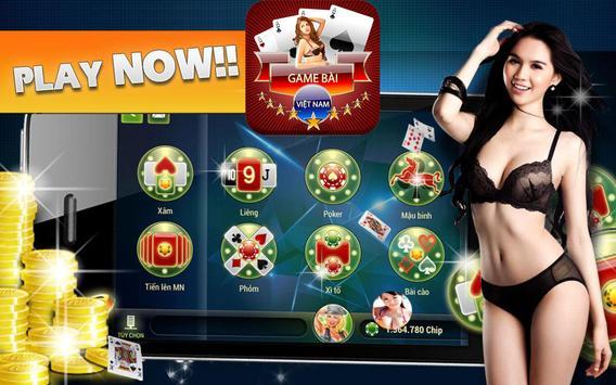 Tien len - phom - lieng online apk screenshot