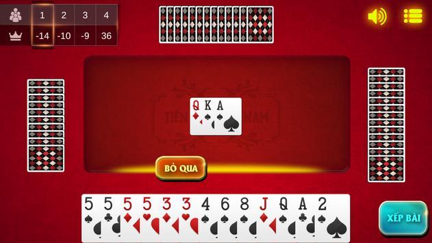 Tien Len Mien Nam Offline screenshot 3
