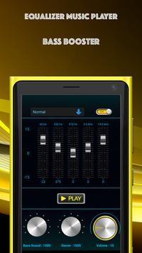Equalizer Music Player & Bass Booster apk screenshot