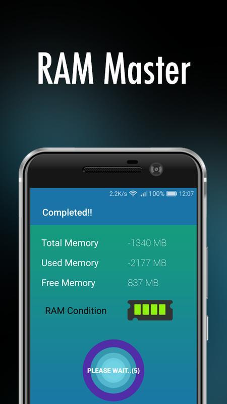 Hasil gambar untuk RAM Master android