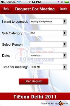 TIE Connect screenshot 2