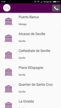 Tierras Españolas App screenshot 3