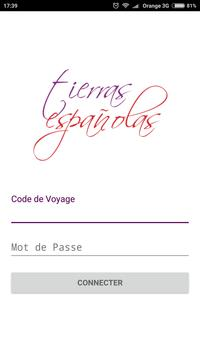 Tierras Españolas App poster