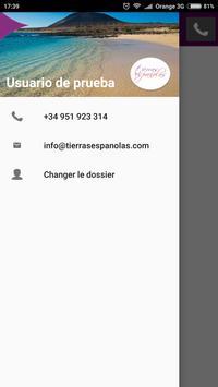 Tierras Españolas App screenshot 2