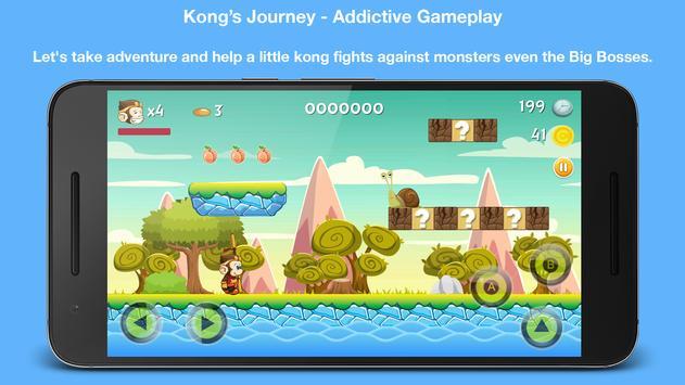 Kong Journey apk screenshot