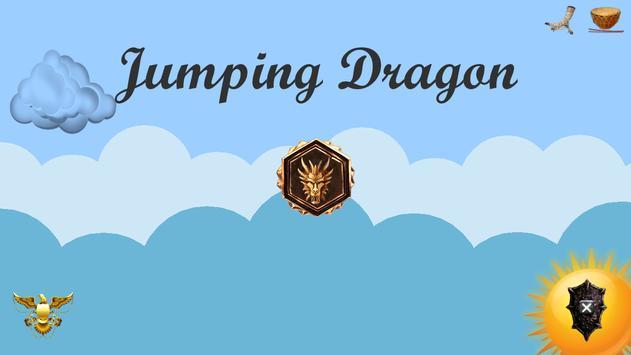 Jumping Dragon poster