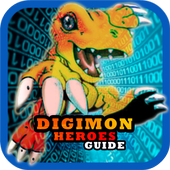 New Digimon Heroes Tips icon