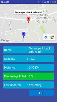SPACY - Parking Solution (TVM City) apk screenshot