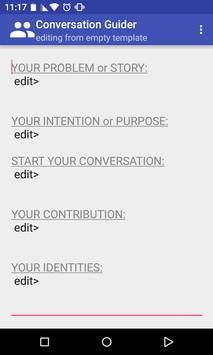 Conversation Guider new apk screenshot