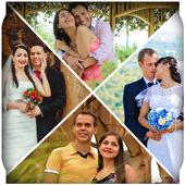 Couple Photo Montage icon
