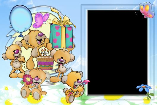 Happy Birthday Frame apk screenshot