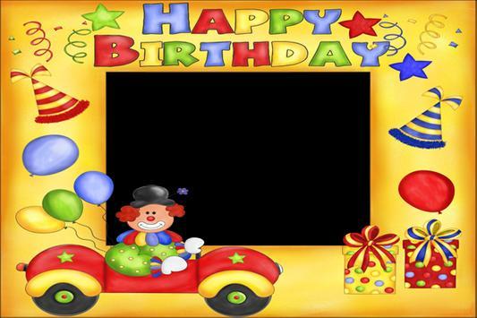 Happy Birthday Frame screenshot 5
