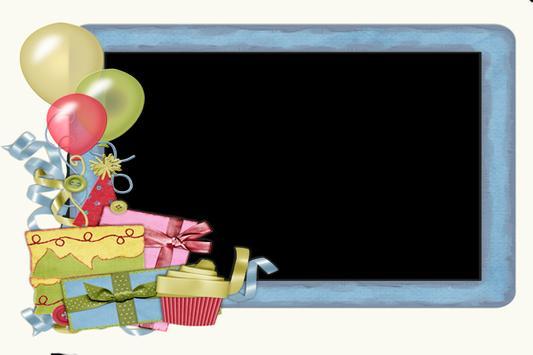 Happy Birthday Frame screenshot 7