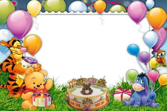 Happy Birthday Photo Frames screenshot 6