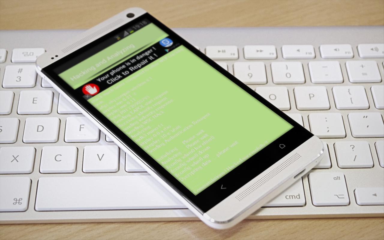 Aplikasi Android Wifi Hacker Apk