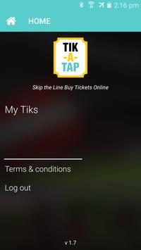 TIKATAP screenshot 1