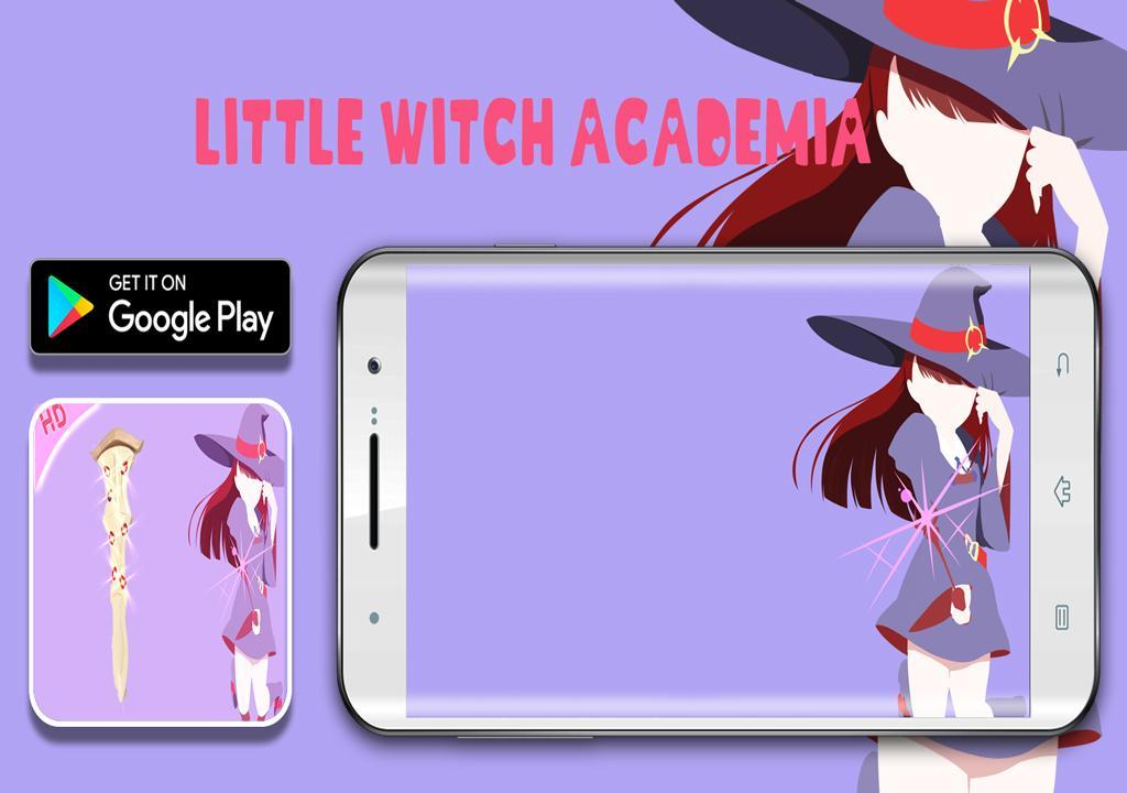 Little Fan Art Witches Academia Wallpaper For Android Apk Download
