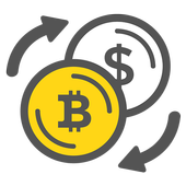 Bitcoin Live Price Rates & Calculator icon