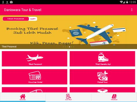 Daniswara Tour & Travel screenshot 3