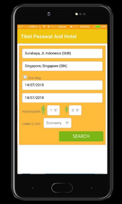 Traveloka Tiket Pesawat Hotel For Android Apk Download
