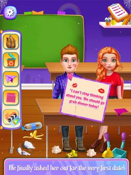 High School Vampire Love Story apk screenshot