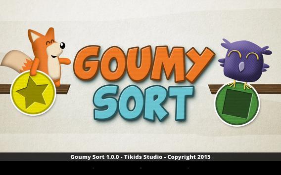 Goumy Sort screenshot 4