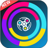Tap-Spinner Color Switch 2018 icon