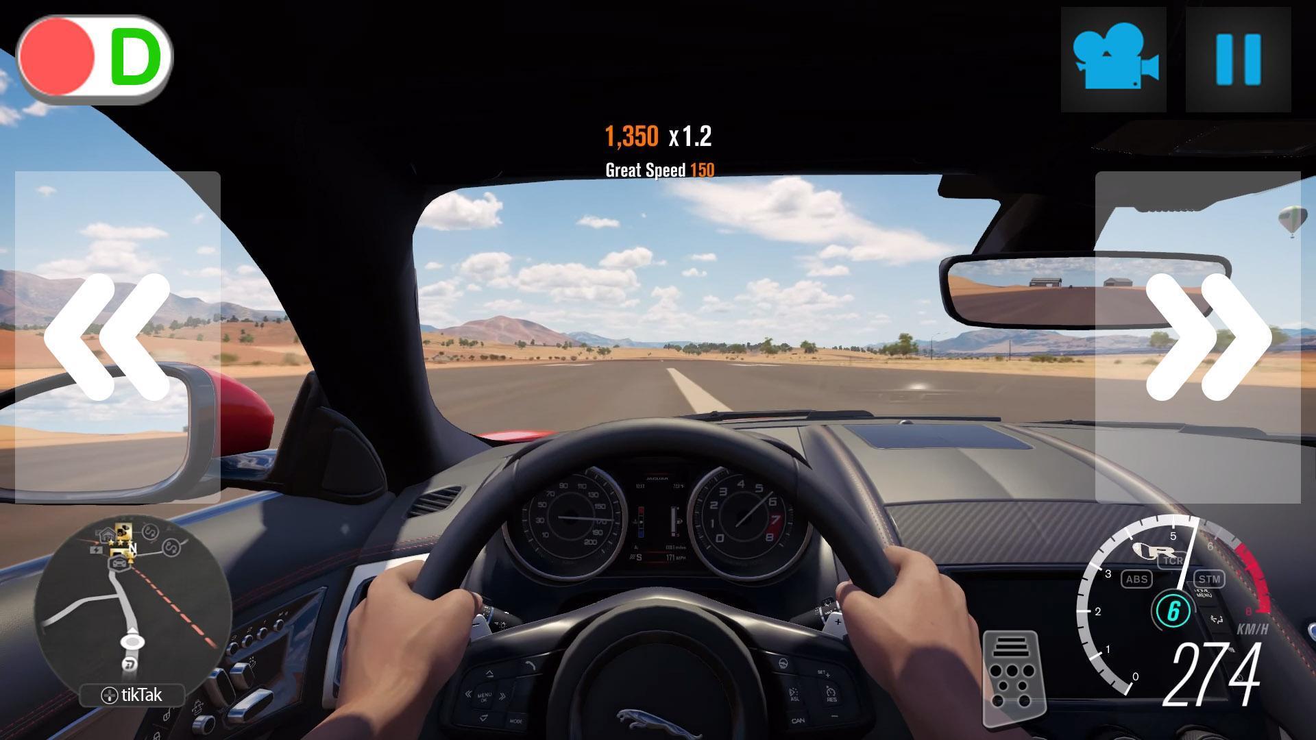 City Driver Jaguar Simulator 2